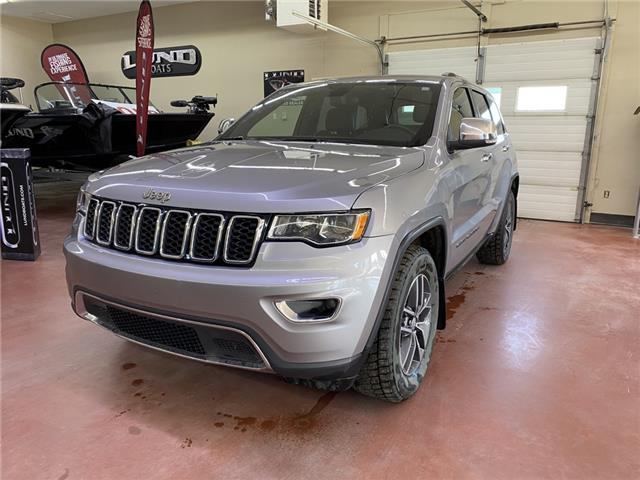 2018 Jeep Grand Cherokee Limited 1C4RJFBG0JC365330 T21-83A in Nipawin