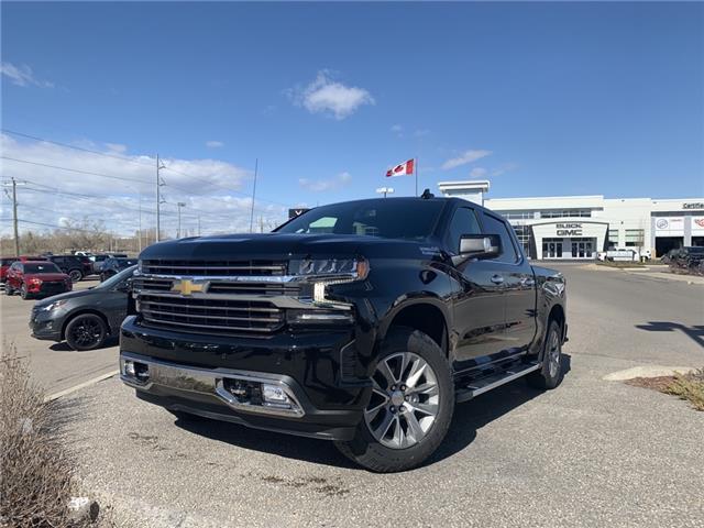 2021 Chevrolet Silverado 1500 High Country (Stk: MZ289532) in Calgary - Image 1 of 28
