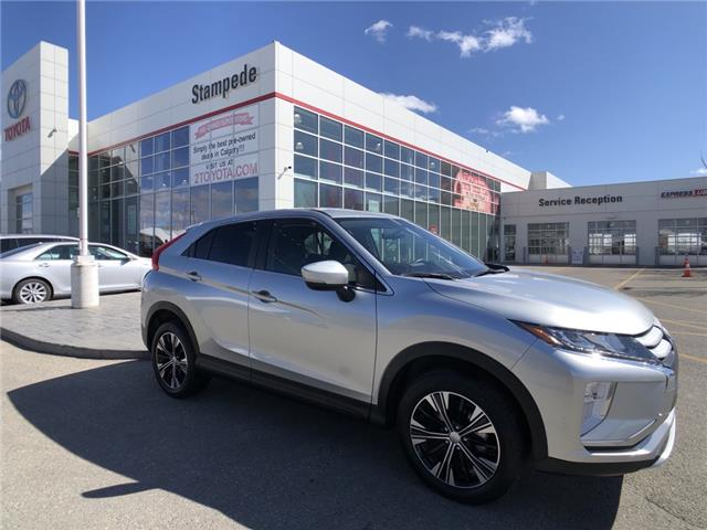 2020 Mitsubishi Eclipse Cross ES (Stk: 9423A) in Calgary - Image 1 of 23