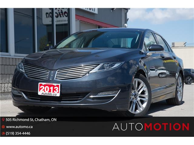 2013 Lincoln MKZ Base (Stk: 21656) in Chatham - Image 1 of 23