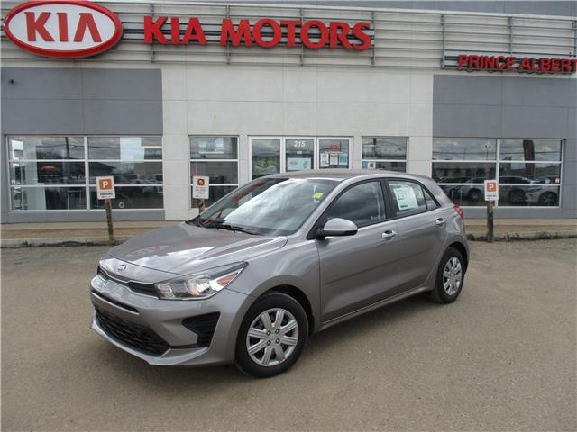 2021 Kia Rio LX+ (Stk: 41112) in Prince Albert - Image 1 of 17