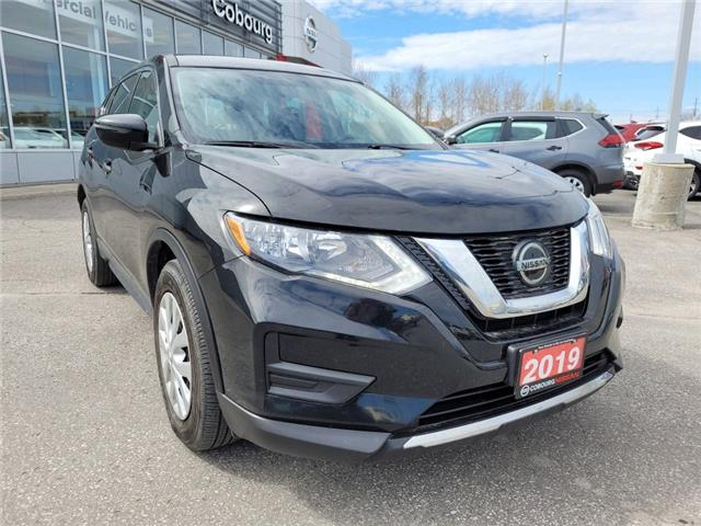 2019 Nissan Rogue S (Stk: CLC649163L) in Cobourg - Image 1 of 12