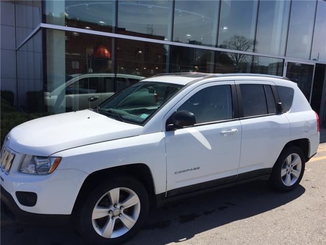 2011 Jeep Compass Sport/North (Stk: 154354) in London - Image 1 of 1
