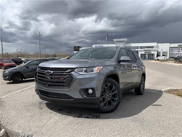 2021 Chevrolet Traverse RS (Stk: MJ205469) in Calgary - Image 1 of 28