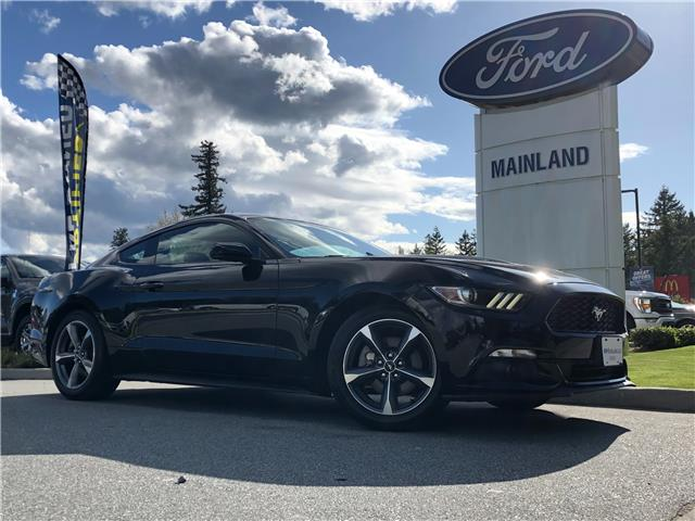2017 Ford Mustang V6 (Stk: P5177) in Vancouver - Image 1 of 27