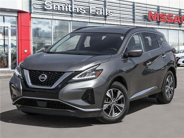 2021 Nissan Murano SV (Stk: 21-235) in Smiths Falls - Image 1 of 20