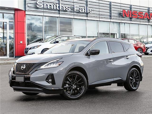 2021 Nissan Murano Midnight Edition (Stk: 21-236) in Smiths Falls - Image 1 of 23
