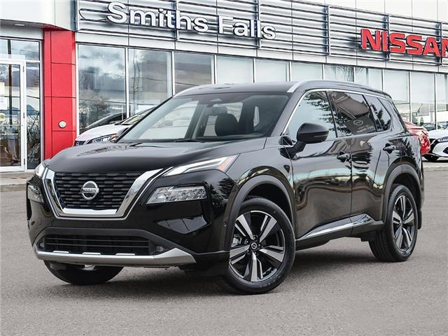 2021 Nissan Rogue Platinum (Stk: 21-232) in Smiths Falls - Image 1 of 23
