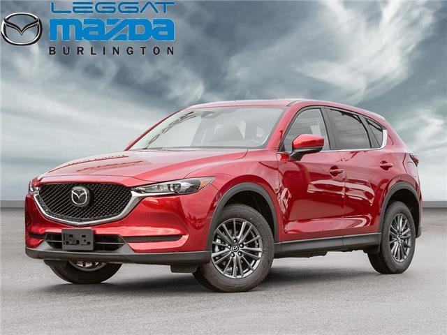 2021 Mazda CX-5 GS (Stk: 211117) in Burlington - Image 1 of 23