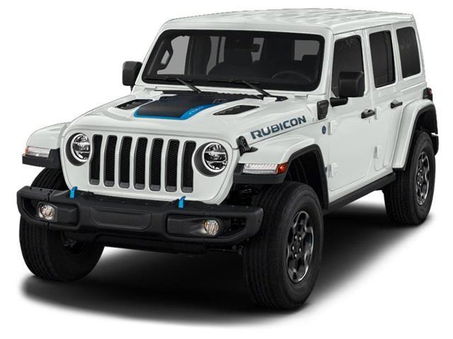 2021 Jeep Wrangler Unlimited 4xe Rubicon (Stk: M184) in Miramichi - Image 1 of 2