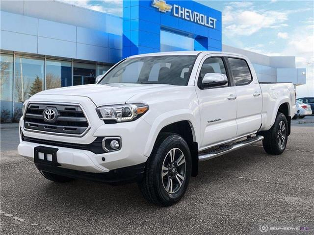 2017 Toyota Tacoma Limited (Stk: F3XVPP) in Winnipeg - Image 1 of 27