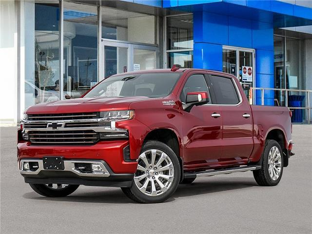 2021 Chevrolet Silverado 1500 High Country (Stk: M323) in Chatham - Image 1 of 11