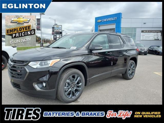 2021 Chevrolet Traverse RS (Stk: MJ204569) in Mississauga - Image 1 of 20