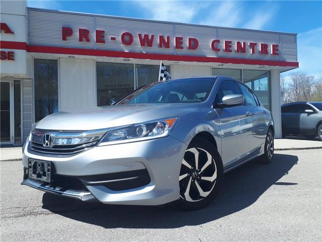 2017 Honda Accord LX (Stk: 11274A) in Brockville - Image 1 of 30