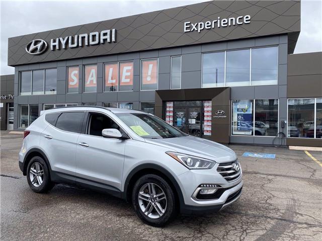2017 Hyundai Santa Fe Sport 2.4 Premium (Stk: N1239A) in Charlottetown - Image 1 of 8