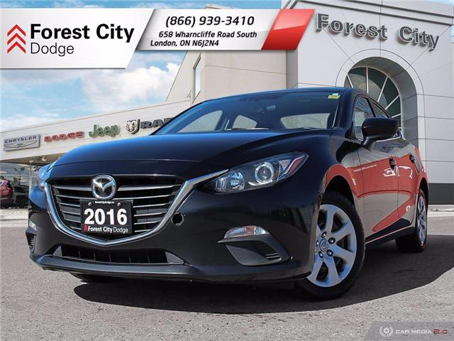 2016 Mazda Mazda3 GS (Stk: 21-8002A) in Sudbury - Image 1 of 29