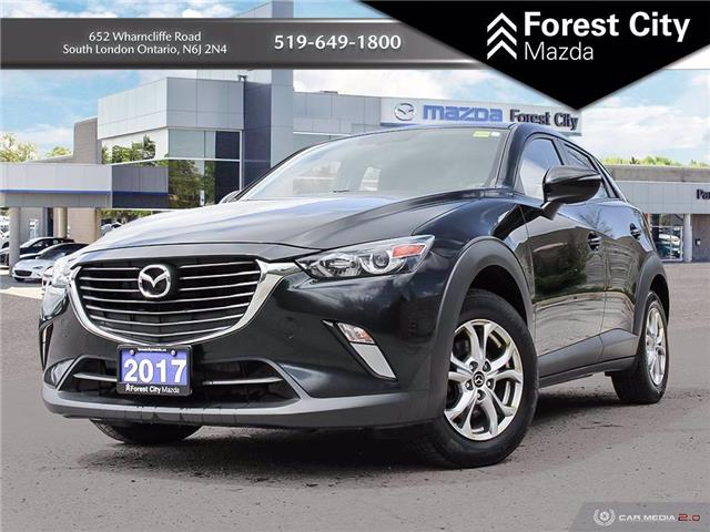 2017 Mazda CX-3 GS (Stk: ML0209) in Sudbury - Image 1 of 30