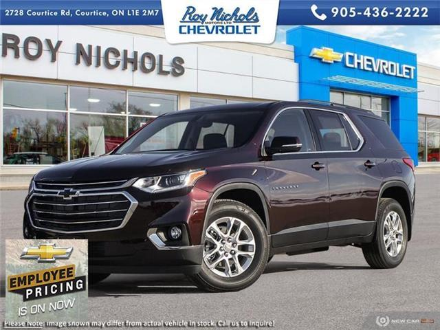 2021 Chevrolet Traverse LT Cloth (Stk: X362) in Courtice - Image 1 of 23