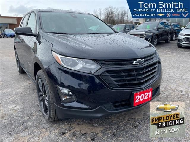 2021 Chevrolet Equinox LT (Stk: 210254) in Midland - Image 1 of 8
