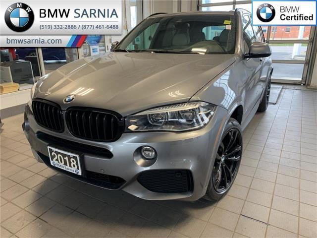 2018 BMW X5 xDrive35i (Stk: XU404) in Sarnia - Image 1 of 10