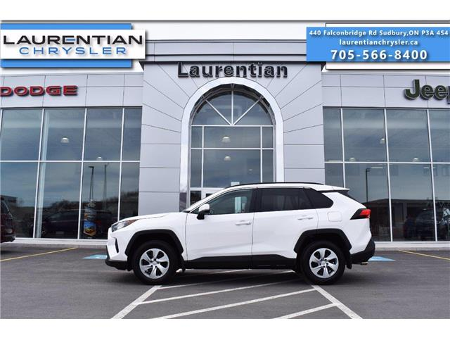 2020 Toyota RAV4 LE (Stk: BC0119) in Greater Sudbury - Image 1 of 30
