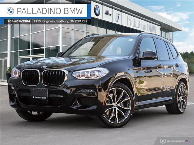 2021 BMW X3 xDrive30i (Stk: 0287) in Sudbury - Image 1 of 35