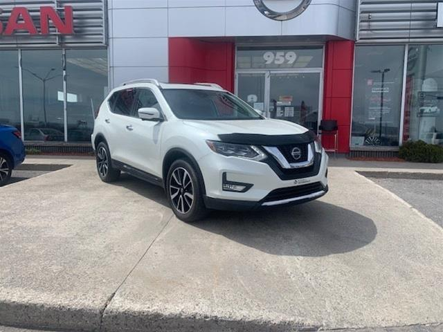2018 Nissan Rogue SL (Stk: NH-677) in Gatineau - Image 1 of 20