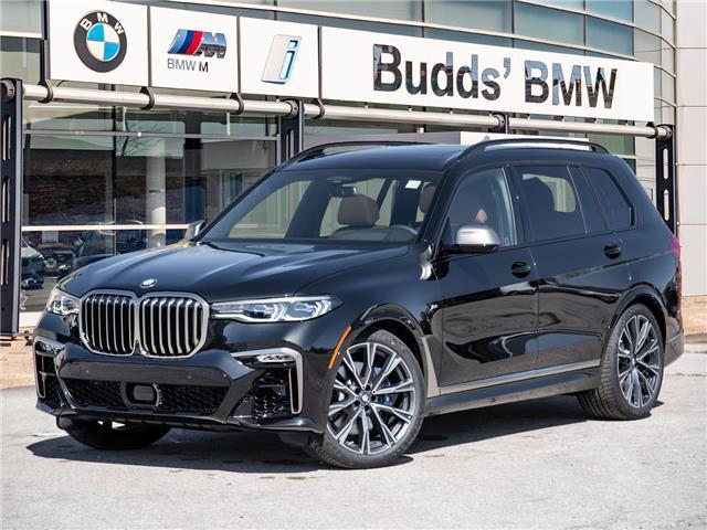 2021 BMW X7 M50i (Stk: T929585D) in Oakville - Image 1 of 24
