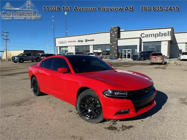 2019 Dodge Charger SXT (Stk: U2419) in Fairview - Image 1 of 12