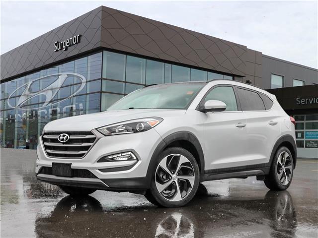 2016 Hyundai Tucson  (Stk: P41077) in Ottawa - Image 1 of 27