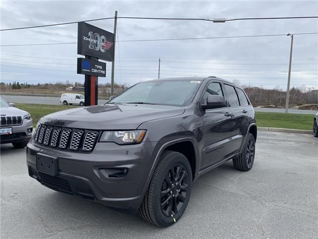 2021 Jeep Grand Cherokee Laredo (Stk: 6993) in Sudbury - Image 1 of 18