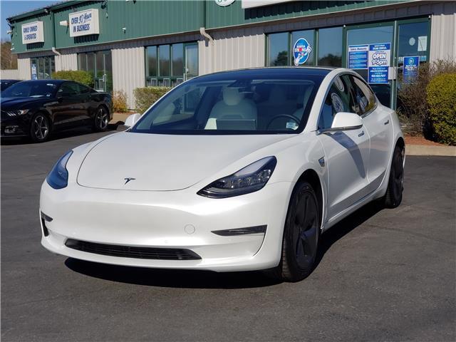 2019 Tesla Model 3 Standard Range (Stk: 11061) in Lower Sackville - Image 1 of 21