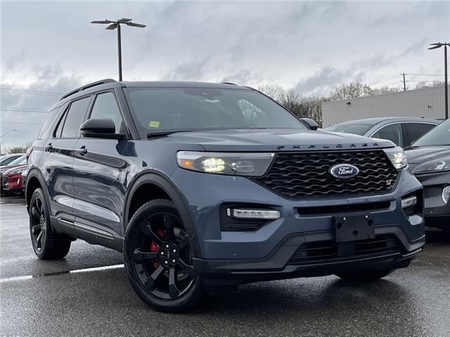 2021 Ford Explorer ST (Stk: 21T330) in Midland - Image 1 of 17