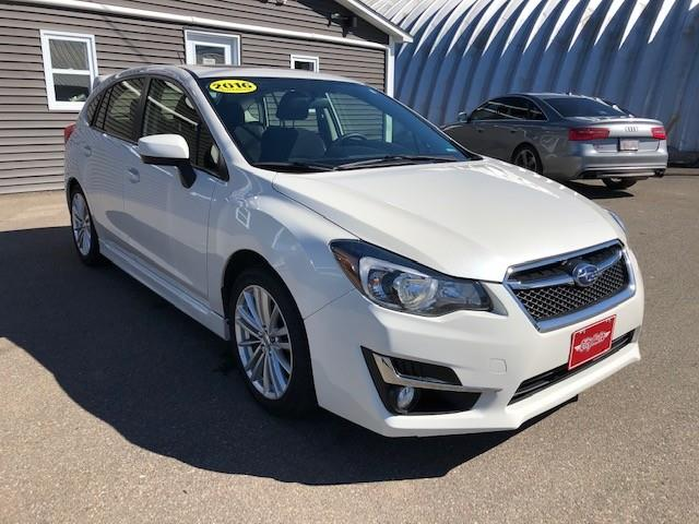 2016 Subaru Impreza 2.0i Sport Package (Stk: ) in Sussex - Image 1 of 25