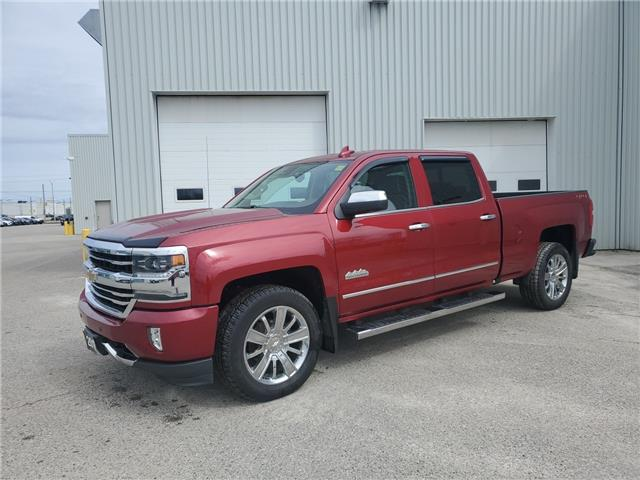 2018 Chevrolet Silverado 1500 High Country (Stk: P21378A) in Timmins - Image 1 of 9