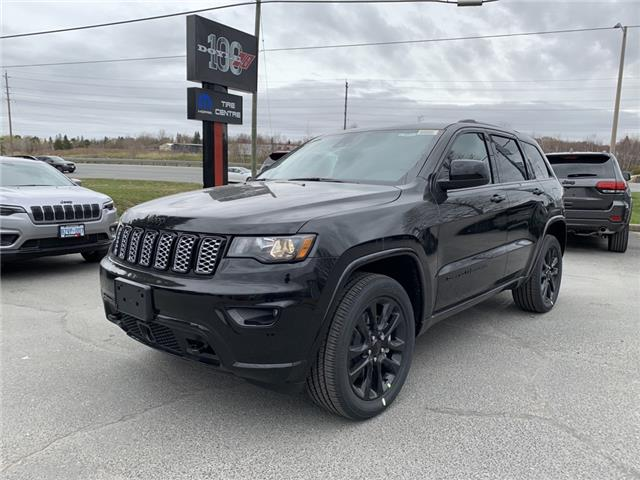 2021 Jeep Grand Cherokee Laredo (Stk: 6977) in Sudbury - Image 1 of 19
