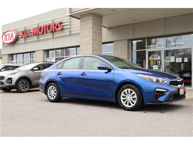 2020 Kia Forte LX (Stk: 61819a) in Cobourg - Image 1 of 22