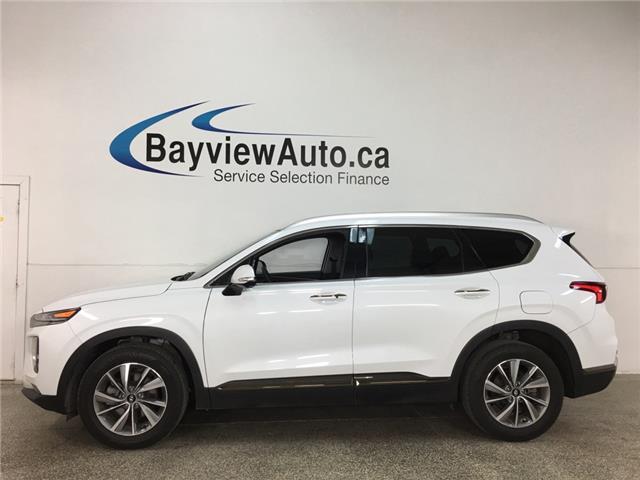 2020 Hyundai Santa Fe Luxury 2.0 (Stk: 37821W) in Belleville - Image 1 of 29