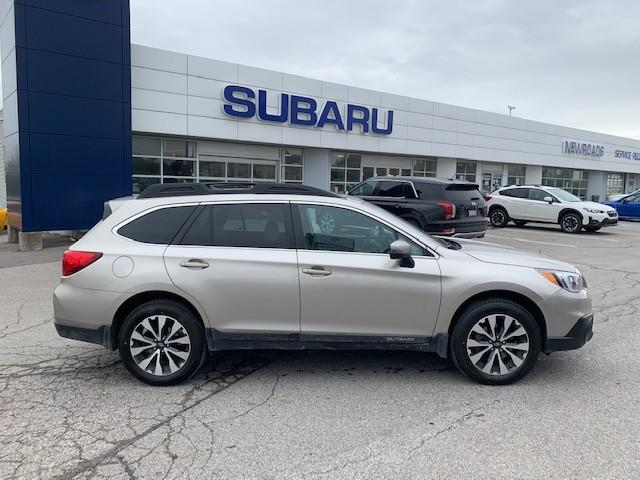2016 Subaru Outback 3.6R Limited Package (Stk: S21241B) in Newmarket - Image 1 of 13