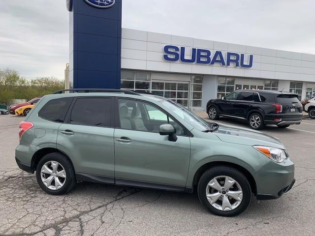 2014 Subaru Forester 2.5i Convenience Package (Stk: S21232B) in Newmarket - Image 1 of 13