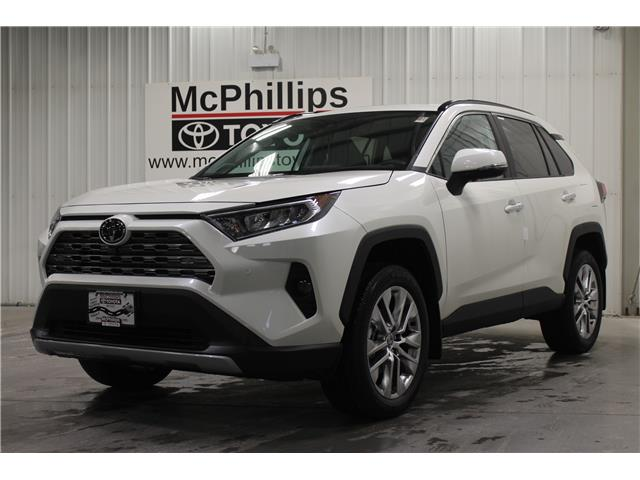 2021 Toyota RAV4 Limited (Stk: W194818) in Winnipeg - Image 1 of 20