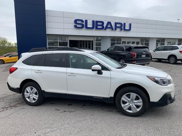 2018 Subaru Outback 2.5i (Stk: P1006) in Newmarket - Image 1 of 9