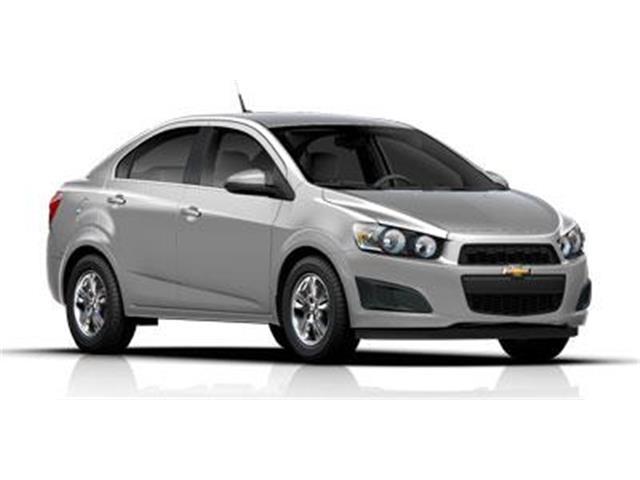 2013 Chevrolet Sonic LT Auto (Stk: BW45016) in St. John\'s - Image 1 of 1