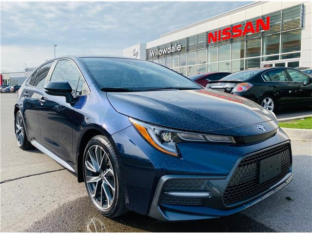2020 Toyota Corolla XSE (Stk: N1700C) in Thornhill - Image 1 of 21