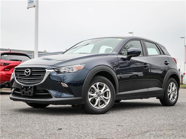 2019 Mazda CX-3 GS (Stk: M1133) in Ottawa - Image 1 of 9