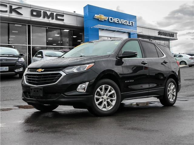 2018 Chevrolet Equinox 1LT (Stk: 21130A) in Ottawa - Image 1 of 28