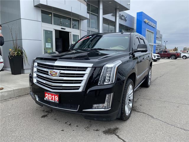 2019 Cadillac Escalade Platinum (Stk: R305319A) in Newmarket - Image 1 of 26