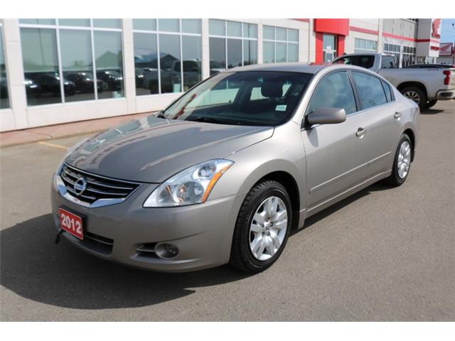 2012 Nissan Altima 2.5 S (Stk: 21020B) in Fort St. John - Image 1 of 19