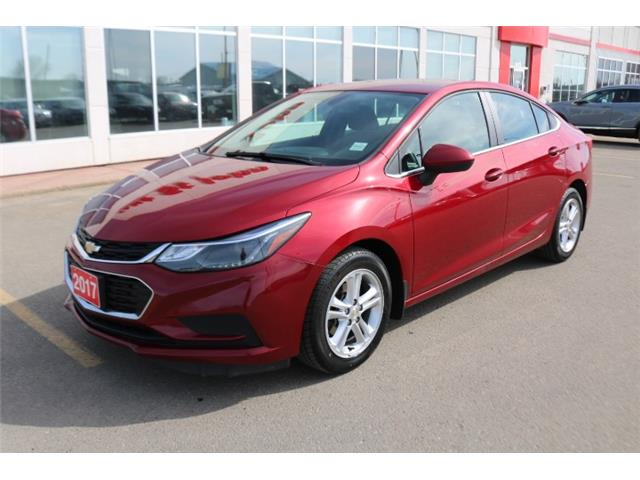 2017 Chevrolet Cruze LT Auto (Stk: U1234) in Fort St. John - Image 1 of 22
