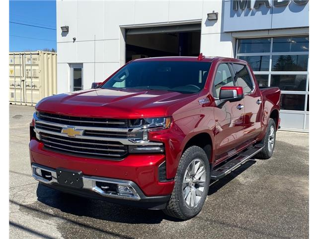 2021 Chevrolet Silverado 1500 High Country (Stk: 21211) in Sioux Lookout - Image 1 of 15